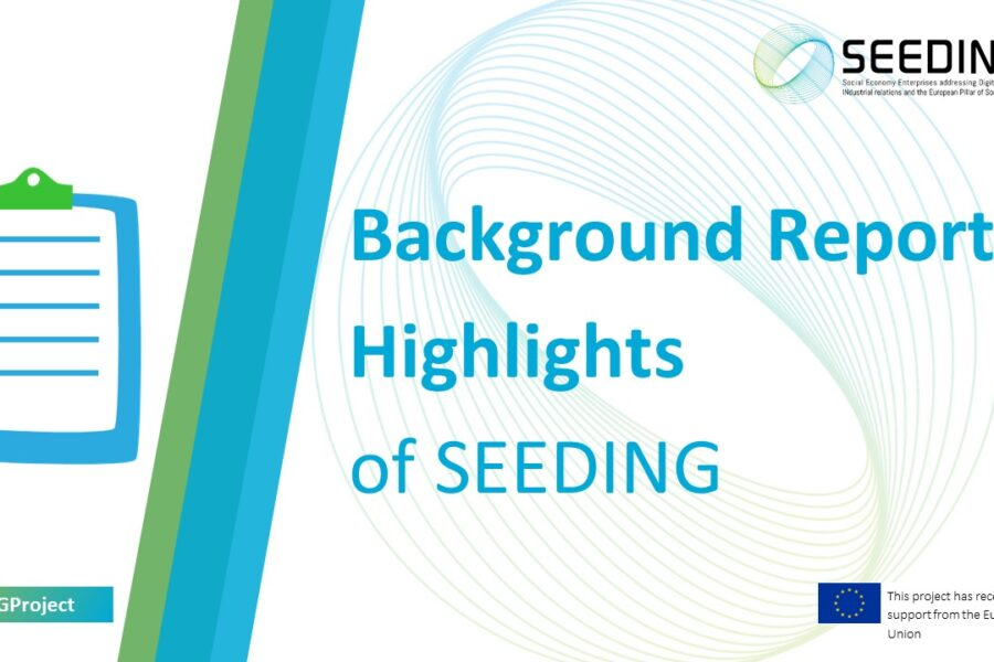 Background Report Highlights