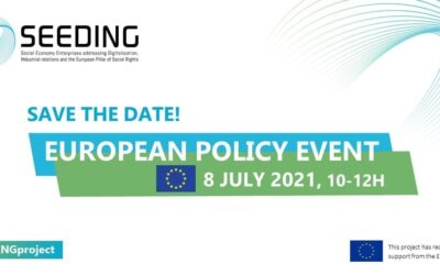 Seeding European Policy Event